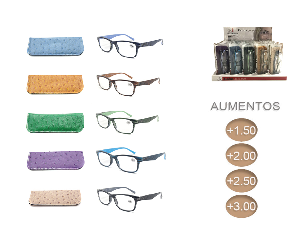GAFAS LECTURA TH9015 cod. 9800043